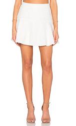 Кружевная юбка из шифона - Bobi