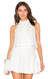 Кружевное платье из шифона - Bobi