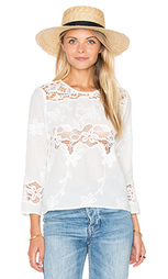 Топ woven long sleeve - Endless Rose