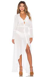 Макси платье heavenly - AUGUSTE