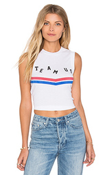 Топ team us - Wildfox Couture