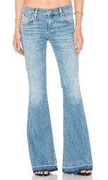 Расклешенные джинсы низкой посадки - AGOLDE