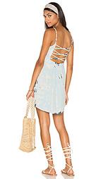 Мини платье x back - Gypsy 05