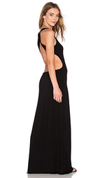 Макси платье alva - Young Fabulous & Broke