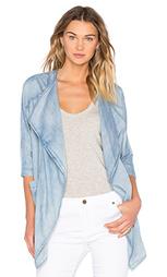 Куртка с короткимм рукавами-доломан - James Jeans