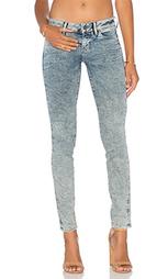 Укороченные супер узкие джинсы 3301 - G-Star