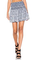 Жатая юбка с принтом jessalyn - Greylin