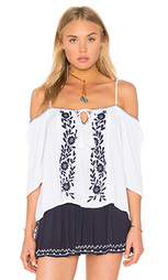 Топ short sleeve open shoulder - Band of Gypsies