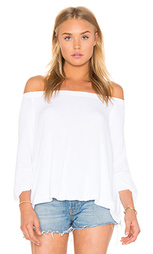 Топ stretch crepe jersey - Enza Costa