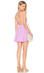 Приталенное и клешное платье gigi - Susana Monaco