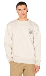 Пуловер ny bowery slash - SATURDAYS NYC