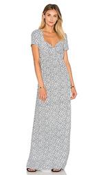 Макси платье yacqui - American Vintage