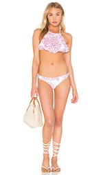 Комплект бикини roza frill - Zimmermann