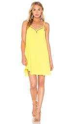 Платье с перекрестными шлейками - Bishop + Young
