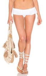 Плавки бикини с рюшами - Norma Kamali