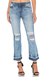 Укороченные джинсы bellatula - TORTOISE