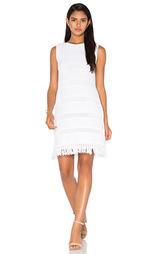 Вязаное платье с бахромой - kate spade new york