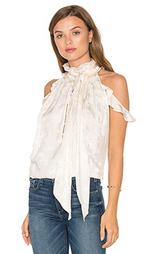 Блуза с открытыми плечами nashua - RACHEL ZOE