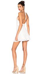 Кружевное платье на бретельках - J.O.A.