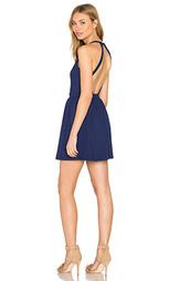 Платье-солнцеклёш с открытой спиной - Susana Monaco