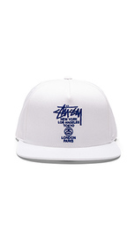 Бейсболка world tour - Stussy