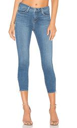 Укороченные облегающие джинсы emmanuelle - LAGENCE