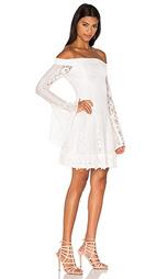 Приталенное и расклешенное платье cornelli - NICHOLAS
