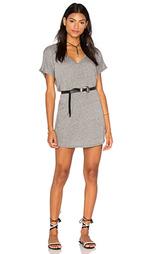 Платье с вырезом v dov - Michael Lauren