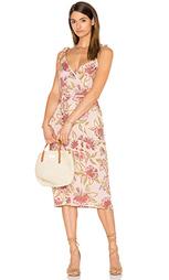 Платье с запахом fraser - FAITHFULL THE BRAND