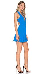 Приталенное и расклешенное платье just you - NBD