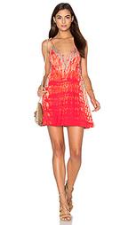 Платье с разрезом сбоку bamboo - Gypsy 05