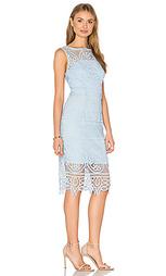 Платье с высоким горлом lady like - Lumier