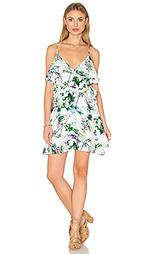 Платье с запахом barrett - amour vert