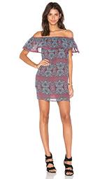 Платье со сборками bonbon - Line & Dot