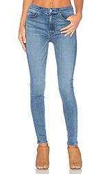 Джинсы с высокой посадкой barbara - Hudson Jeans