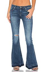 Миниатюрные джинсы-клеш 70s - AGOLDE