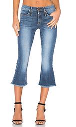 Укороченные джинсы-клеш liv 4 luv - Calvin Rucker