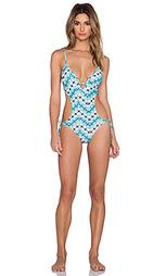 Купальник вырез - Vix Swimwear