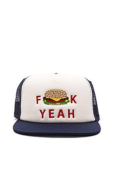 Шляпа yeah burg - Ambsn