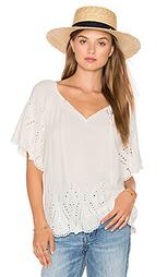 Блуза с вышивкой - 1. STATE