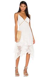 Платье миди roza - Zimmermann
