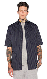 Рабочая рубашка с коротким рукавом - Wil Fry