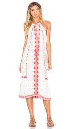 Платье миди atlas - Parker