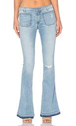 Расклешенные джинсы goldie - Black Orchid
