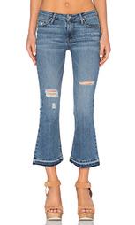 Укороченные джинсы mia - Black Orchid