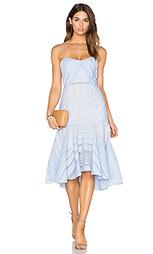 Платье с бюстье argent - Acler