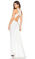 Макси платье niamh - JARLO