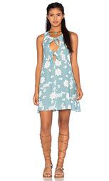 Платье с юбкой-солнце sweet jane - For Love & Lemons