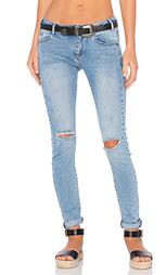 Прямые джинсы hoodlums - One Teaspoon