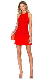 Платье с кружевной аппликацией и перекрестными шлейками сзади jaylee - Greylin